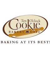 Ten O'Clock Cookie